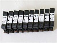 HP 45A Black 10-pack CG339A ink cartridges