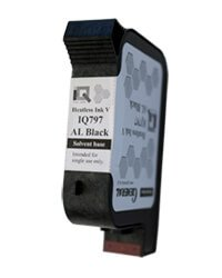 General IQ797 Solvent Black ink cartridge