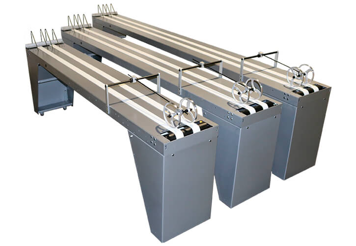 KR314 Shingle Conveyor sizes