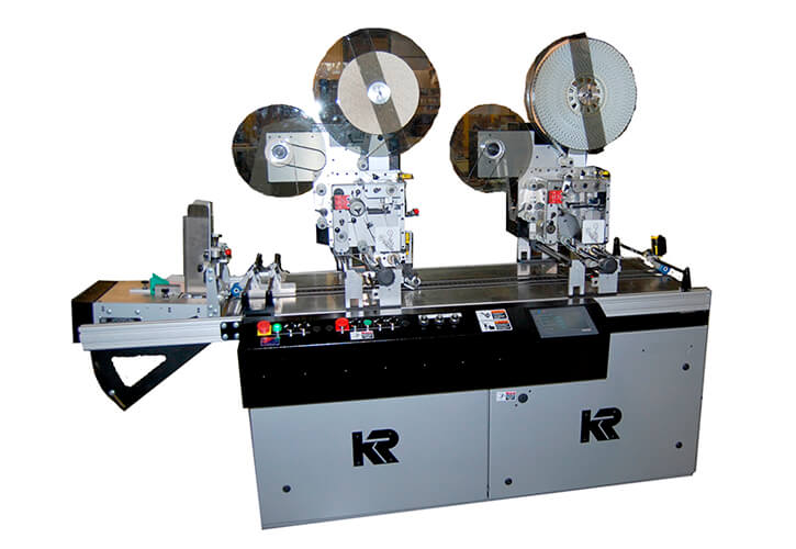 dual head KR555 LabelMaster