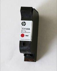 HP Spot Red C6168A ink cartridge