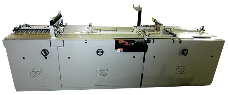 KR219RRSF Roller Registration Score Folding System
