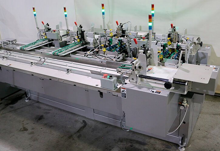 KR521 Envelope Inserting System