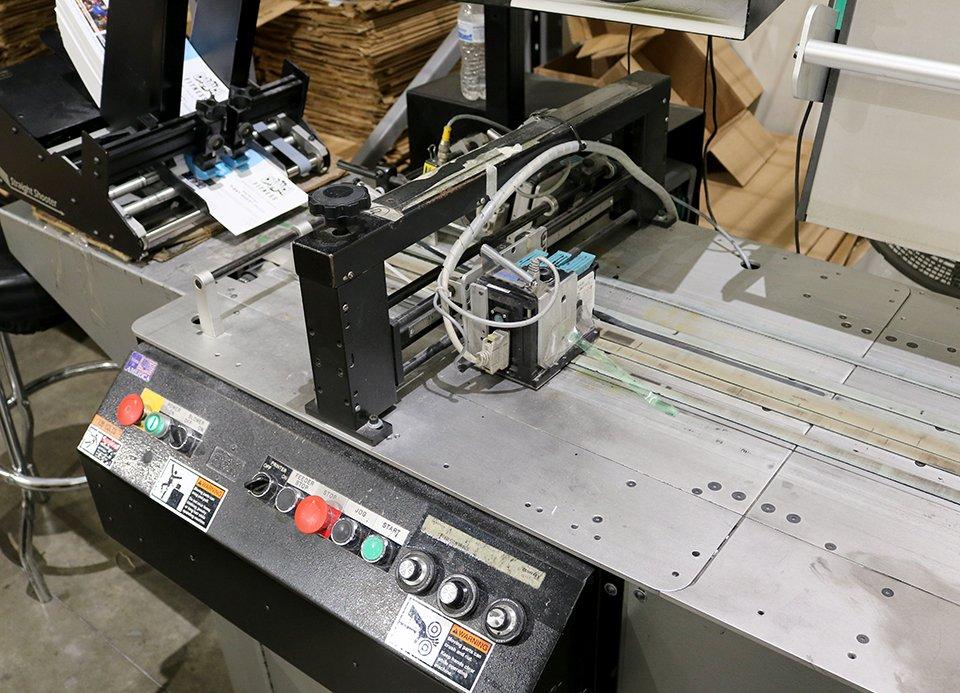 Upgrade inkjet system