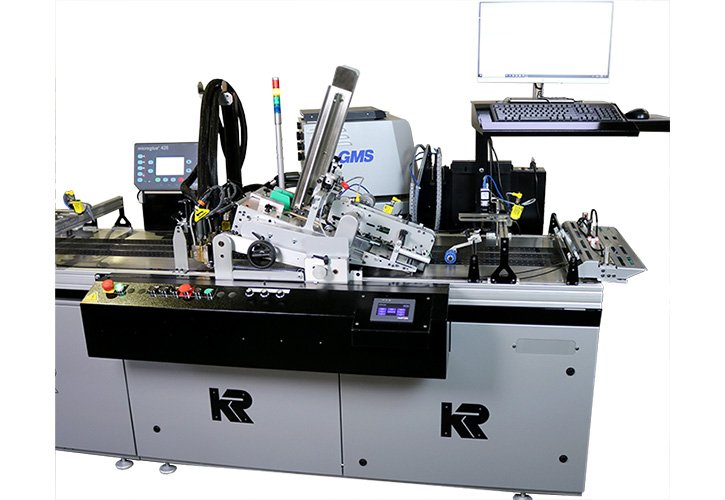 KR497 Servo Attaching System
