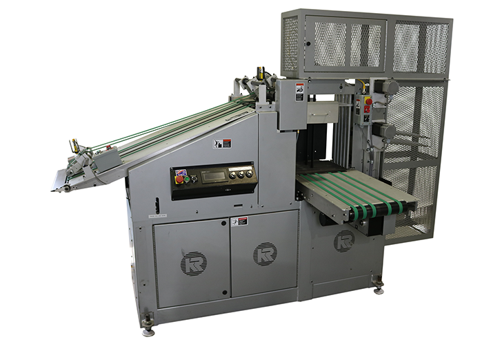 KR630 Stacking System