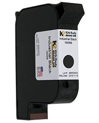 KR Brand Industrial Black ink cartridge