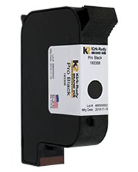 KR Brand Pro Black ink cartridge