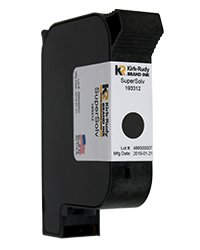 KR Brand SuperSolv Black ink cartridge
