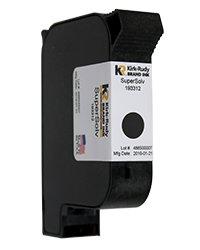 KR Brand SuperSolv Black ink cartridge