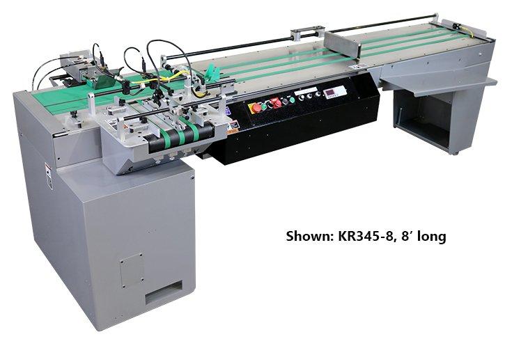 KR345 Edge Stacking Conveyor