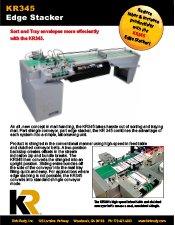KR419 Duplex Printing base brochure