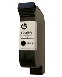 HP 2520 Black Smart Card F0L69A ink cartridge